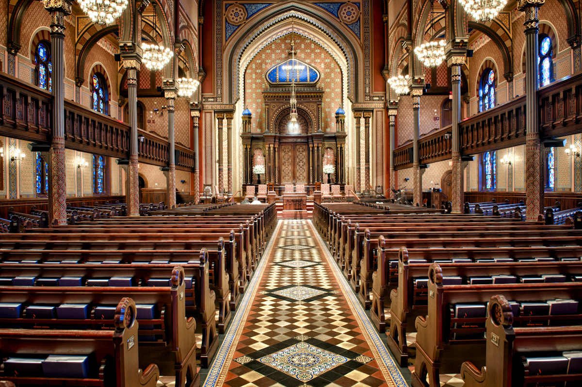 Photograph Central Synagogue, NYC by erica morini on 500px