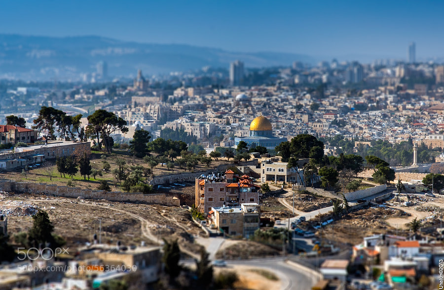 Photograph Jerusalem by Vladimir Popov / Uhaiun on 500px
