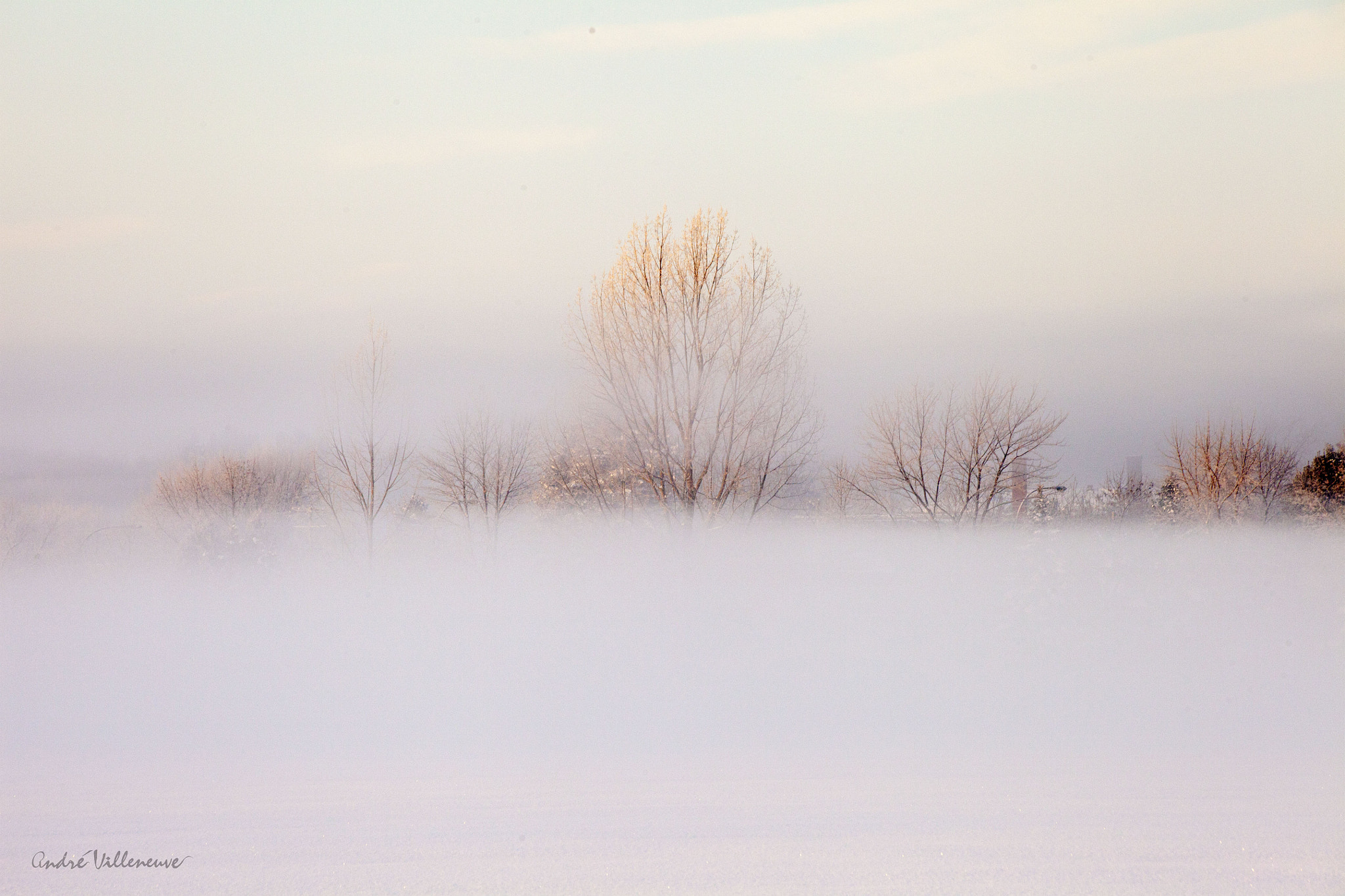 Photograph Cold and quiet by Andre Villeneuve on 500px