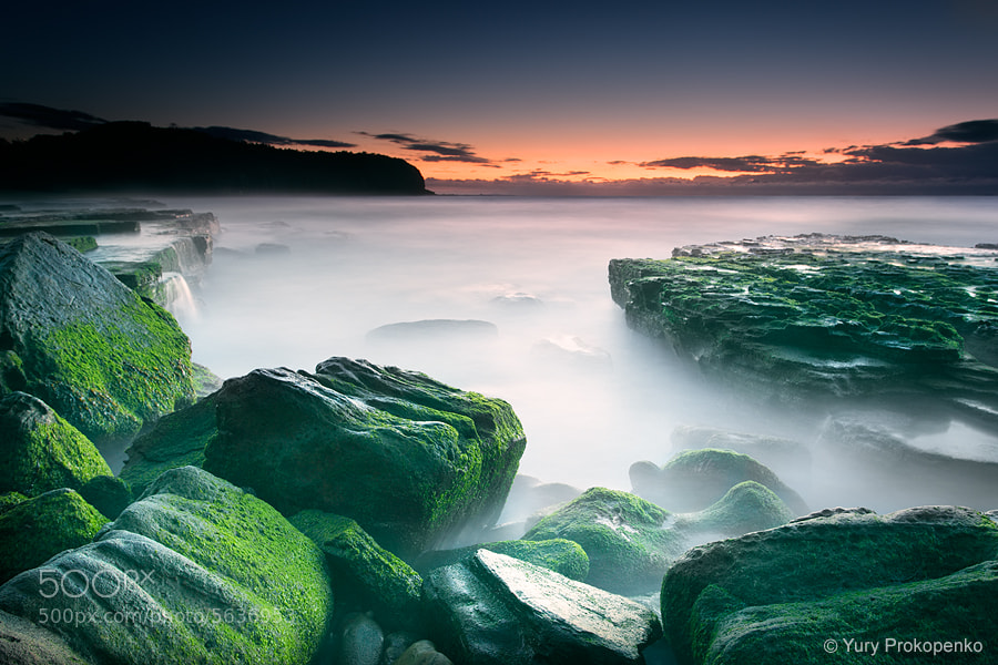 Photograph Turimetta Beach by Yury Prokopenko on 500px