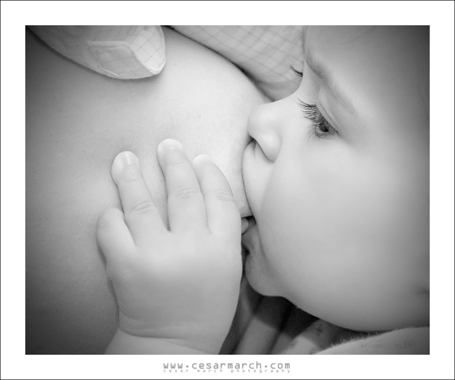 Photograph Lactation by Cesar March on 500px