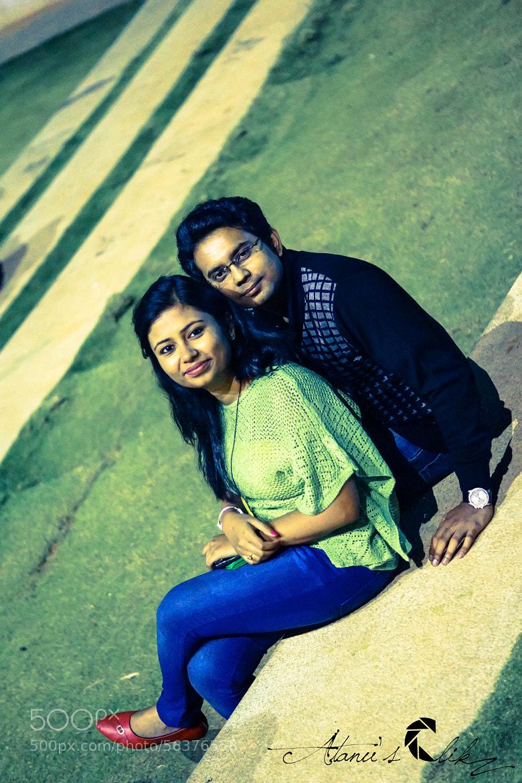 Photograph Love on the air! by Atanu Sarkar on 500px