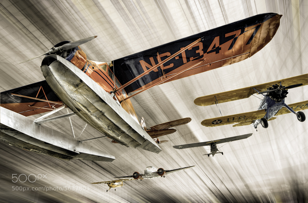 Photograph Seattle Flight Museum by Hani Atassi on 500px