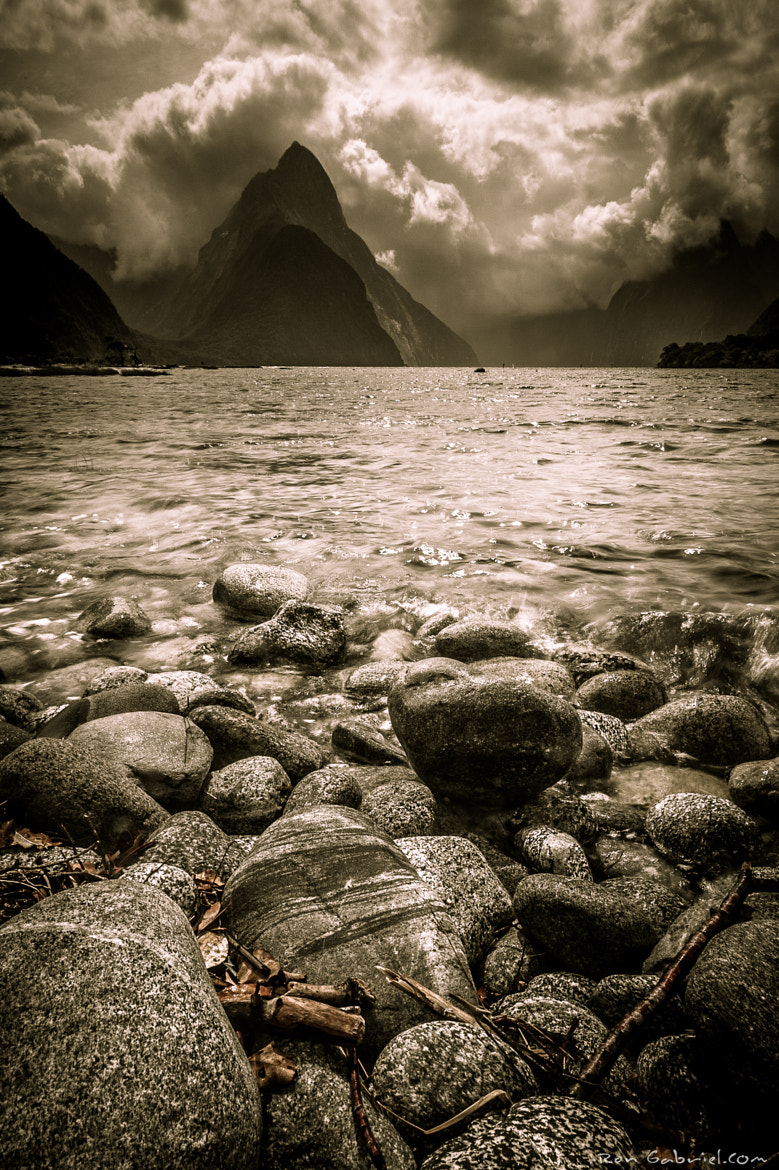 Photograph Milford Sound by Ron Gabriel on 500px