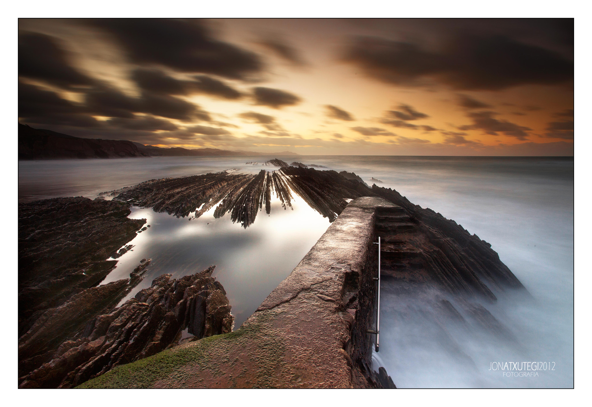 Photograph Breakwater by Jontake . . on 500px