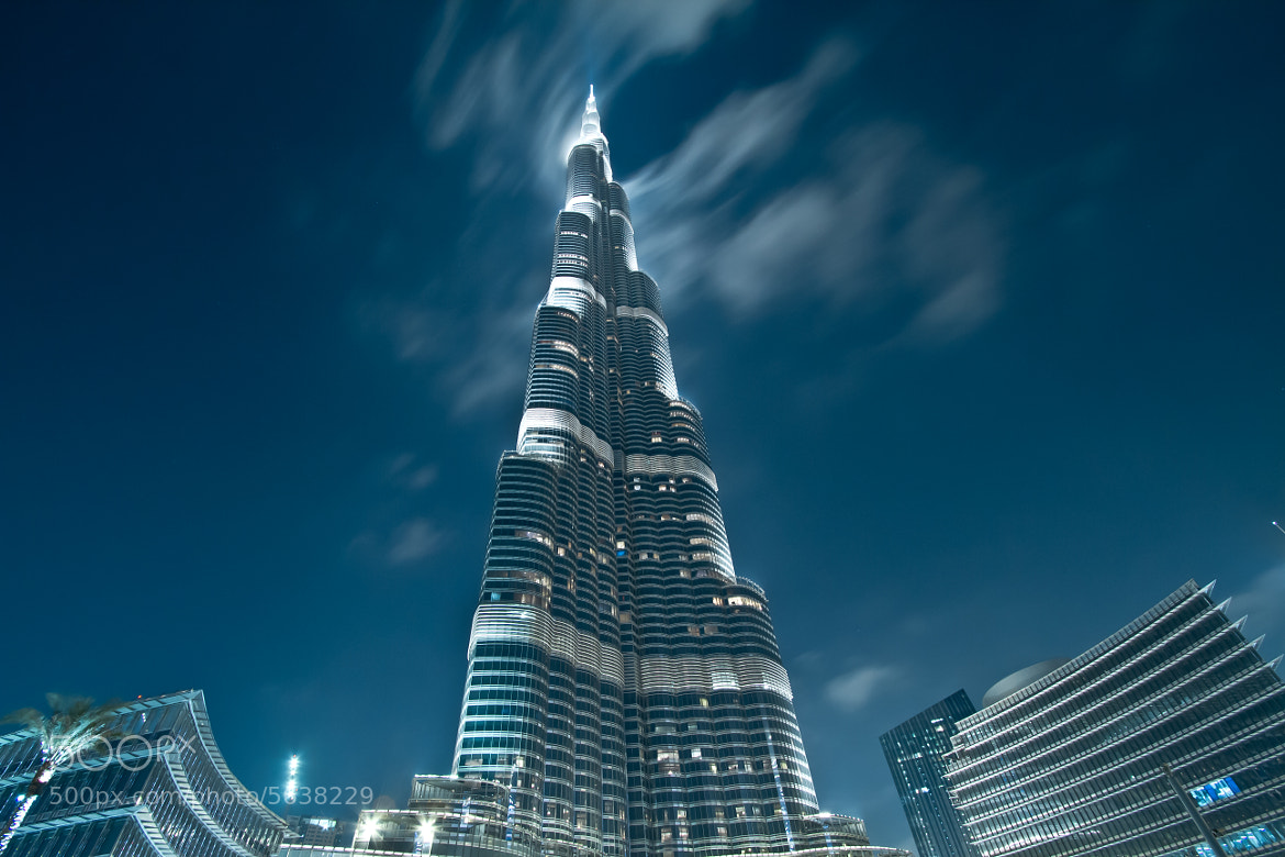 Photograph The Burj Khalifa by anthony mejia on 500px