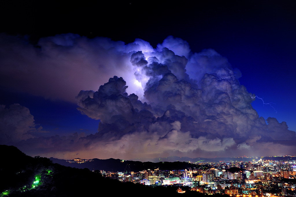 Photograph Lightning-Aircraft by 獃 號 on 500px