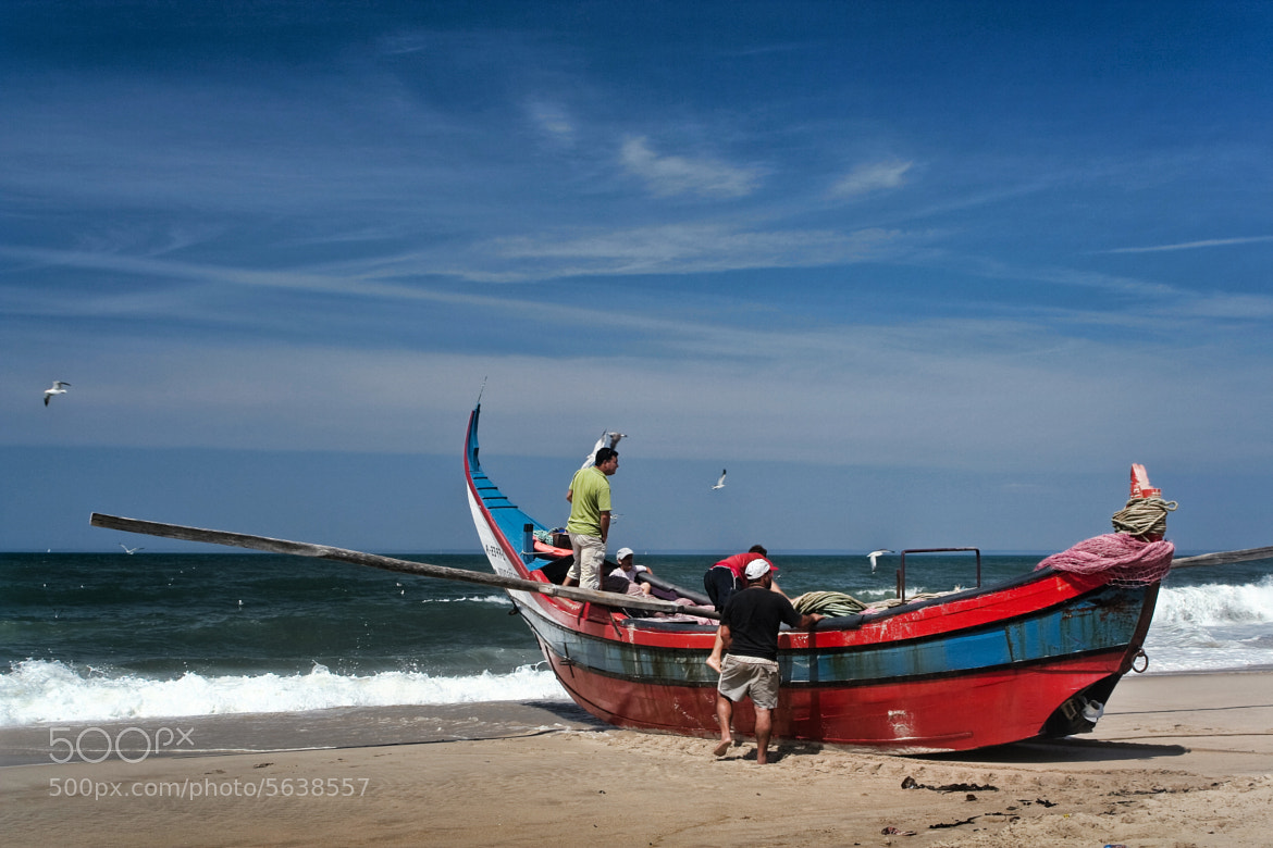 Photograph Sea fishermen by Helder Vinagre on 500px