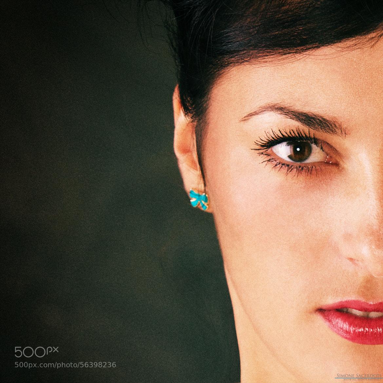 Photograph Half girl by Raggio Di Luce on 500px