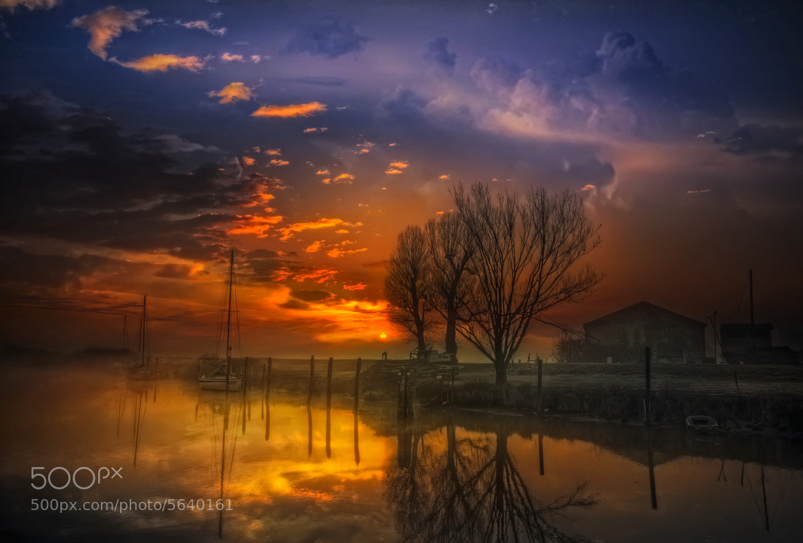 Photograph Sunrise valley by Maurizio Fecchio on 500px