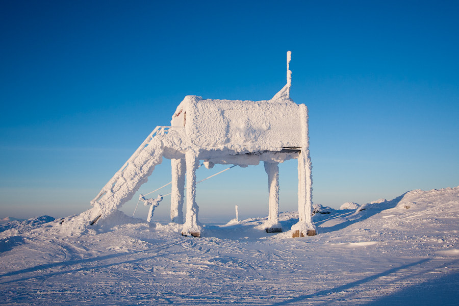Photograph AT-AT Walker by Alexander Dragunov on 500px