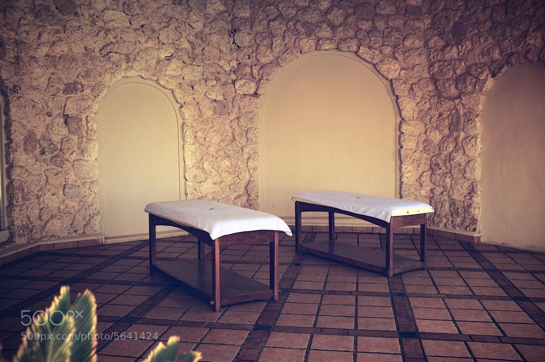 Photograph Massage room by Yury Smitana on 500px