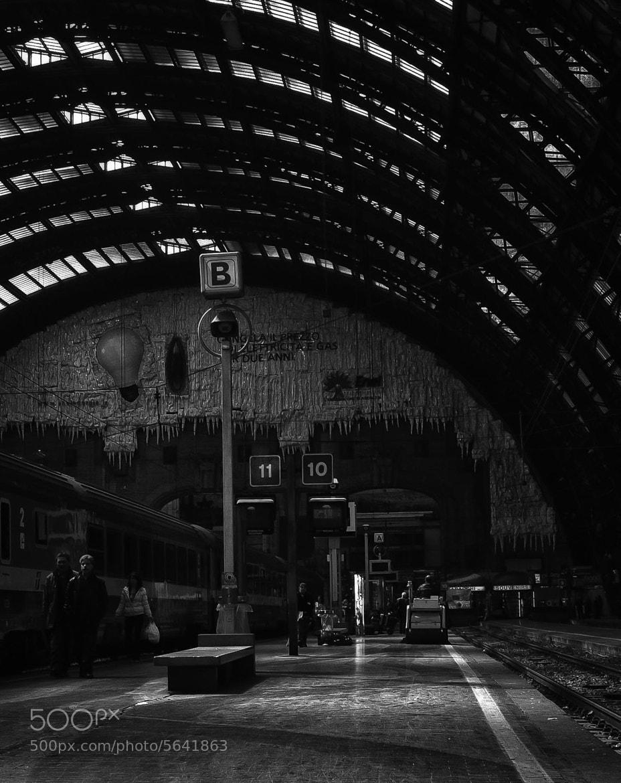 Photograph Paris Train Station by Bruce Cohen on 500px