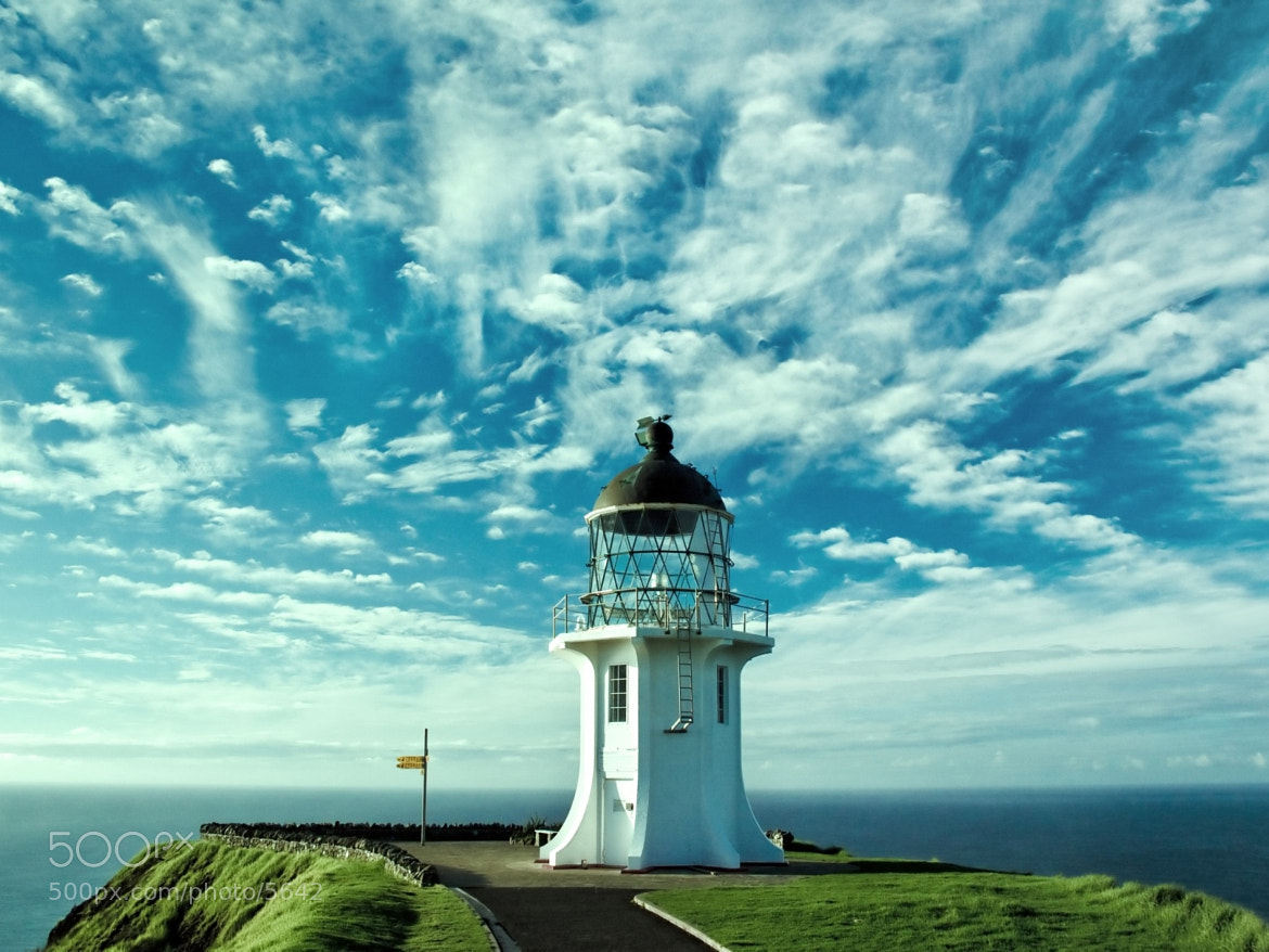 Photograph Cape Reinga by Stas Kulesh on 500px