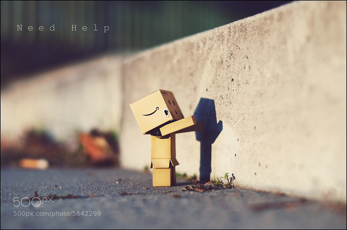 Photograph Need Help by Malte B. on 500px
