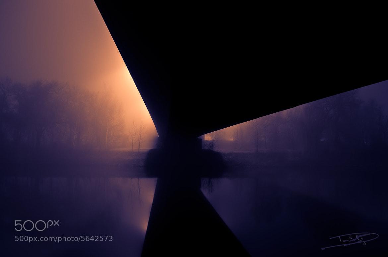 Photograph lightbridge by Daniel Beck on 500px