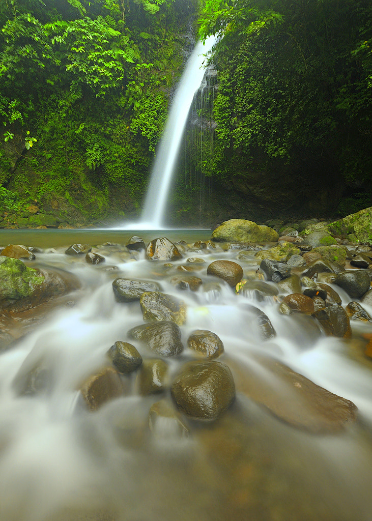 Photograph Busay Falls by Dacel Andes on 500px