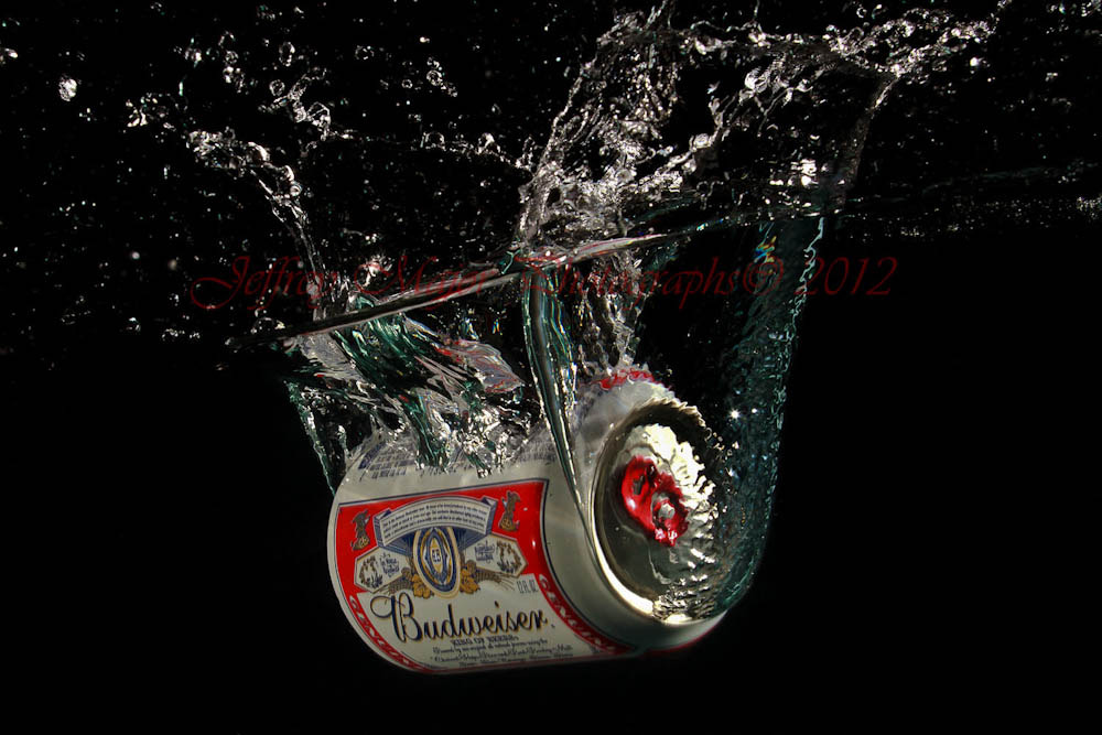 Photograph Bud splash by Jeff Major on 500px