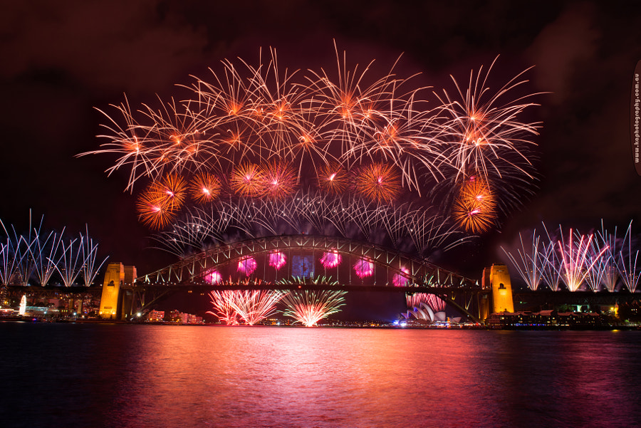 New years eve sydney 2013/2014 by KAphotography on 500px.com