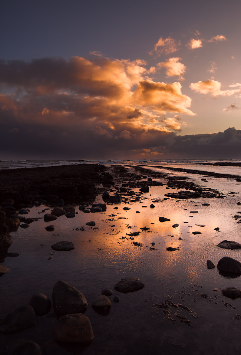 Photograph Dawn at Robins Hood Bay by Guille Ibanez on 500px