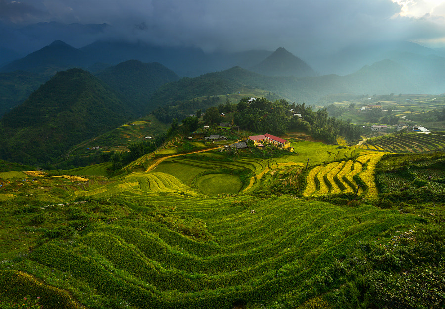 Small school by sarawut Intarob on 500px.com