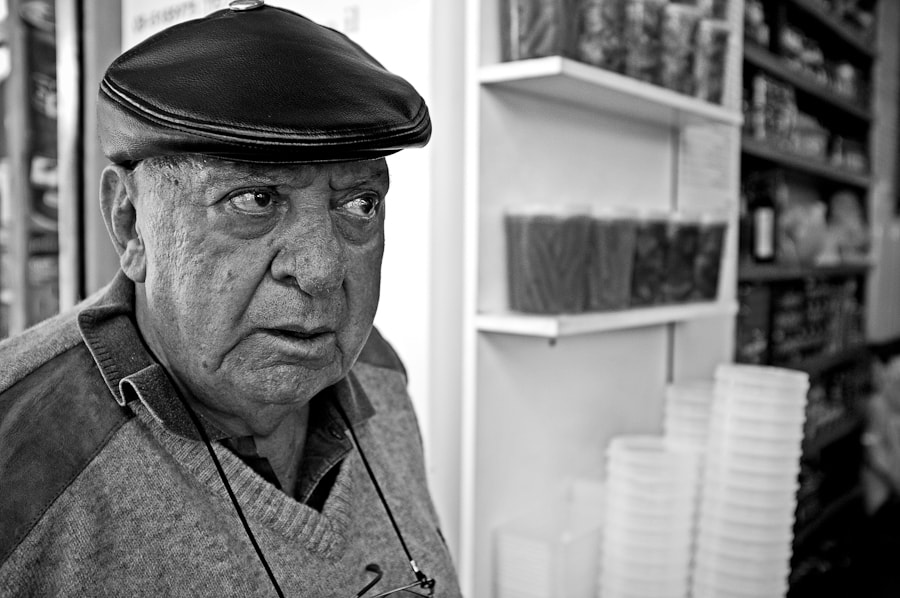 Photograph Haim at his Greek Deli by Lenny Ben Basat on 500px