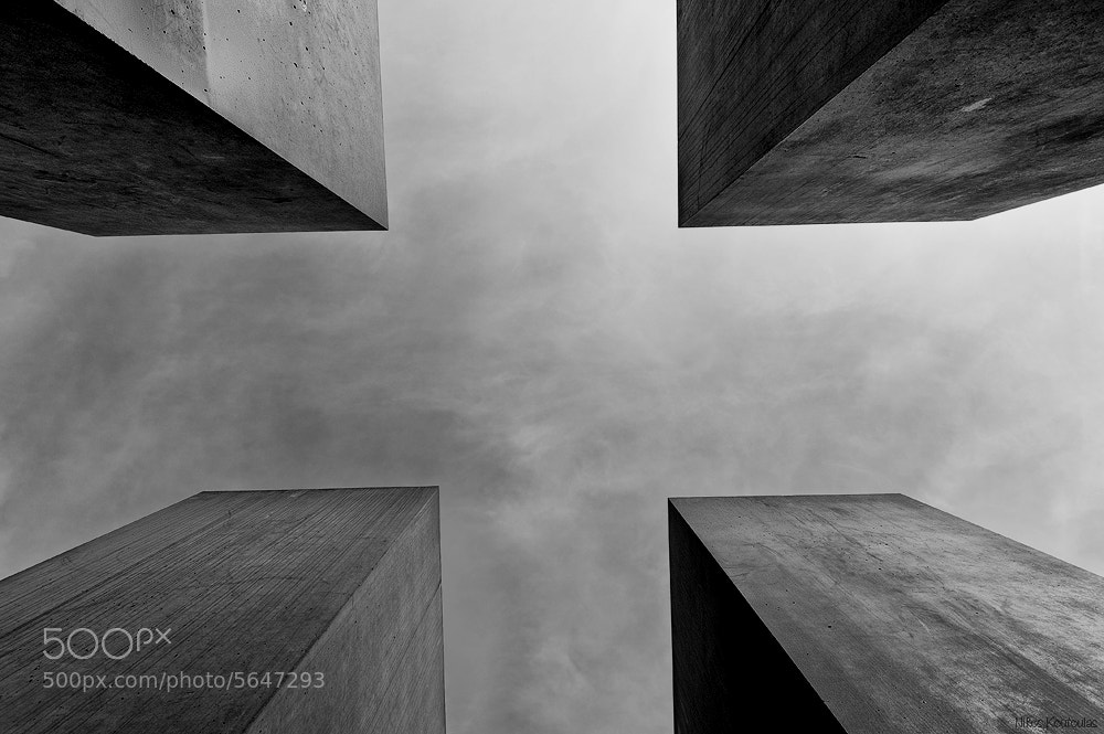 Photograph Holocaust Memorial, Berlin by Nikos Koutoulas on 500px