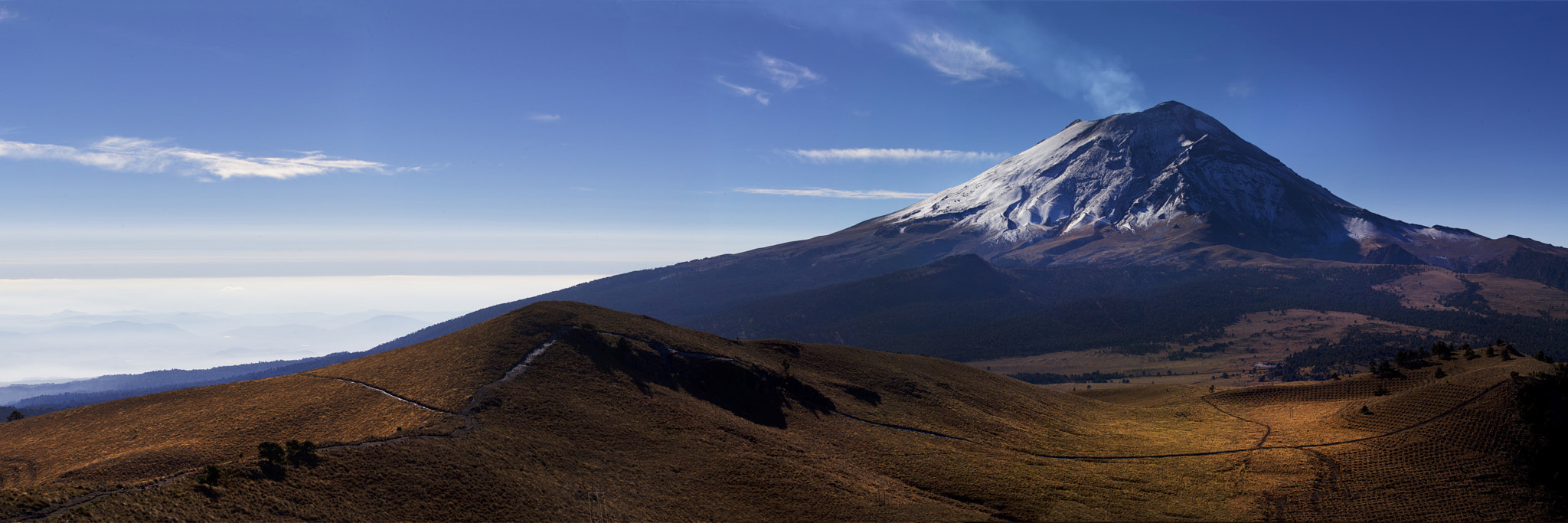 Photograph Popocatpetl view from the top by Cristobal Garciaferro Rubio on 500px