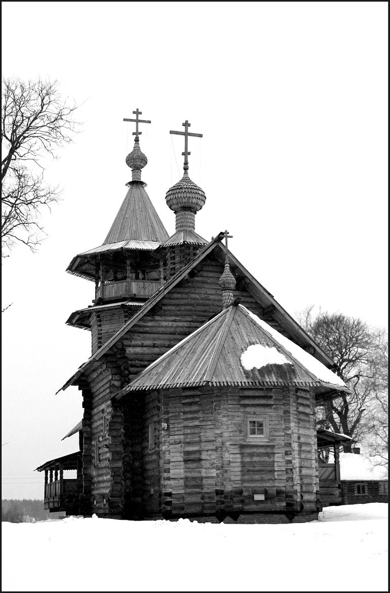 Photograph Russian church by Ekaterina Denisova on 500px