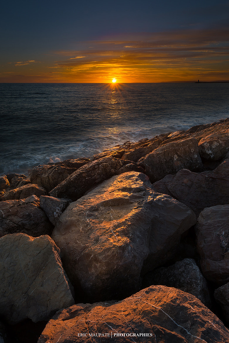 Photograph Sunset of december by Eric Maupate on 500px