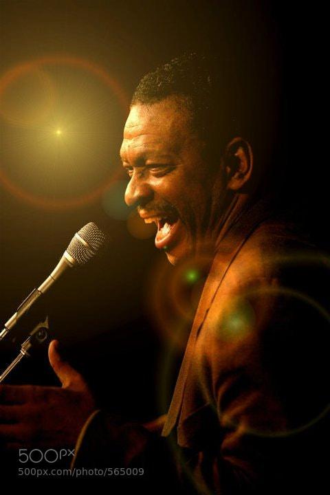 Photograph Mr. Rudy Love by Deborah Walker on 500px
