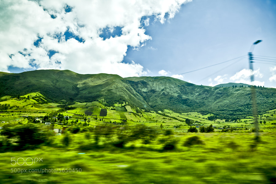 Photograph Ecuador Countryside by Mamun Humayun on 500px