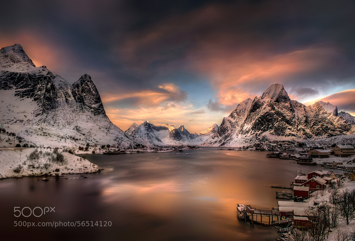 Photograph Reinevågen by Swen strOOp on 500px