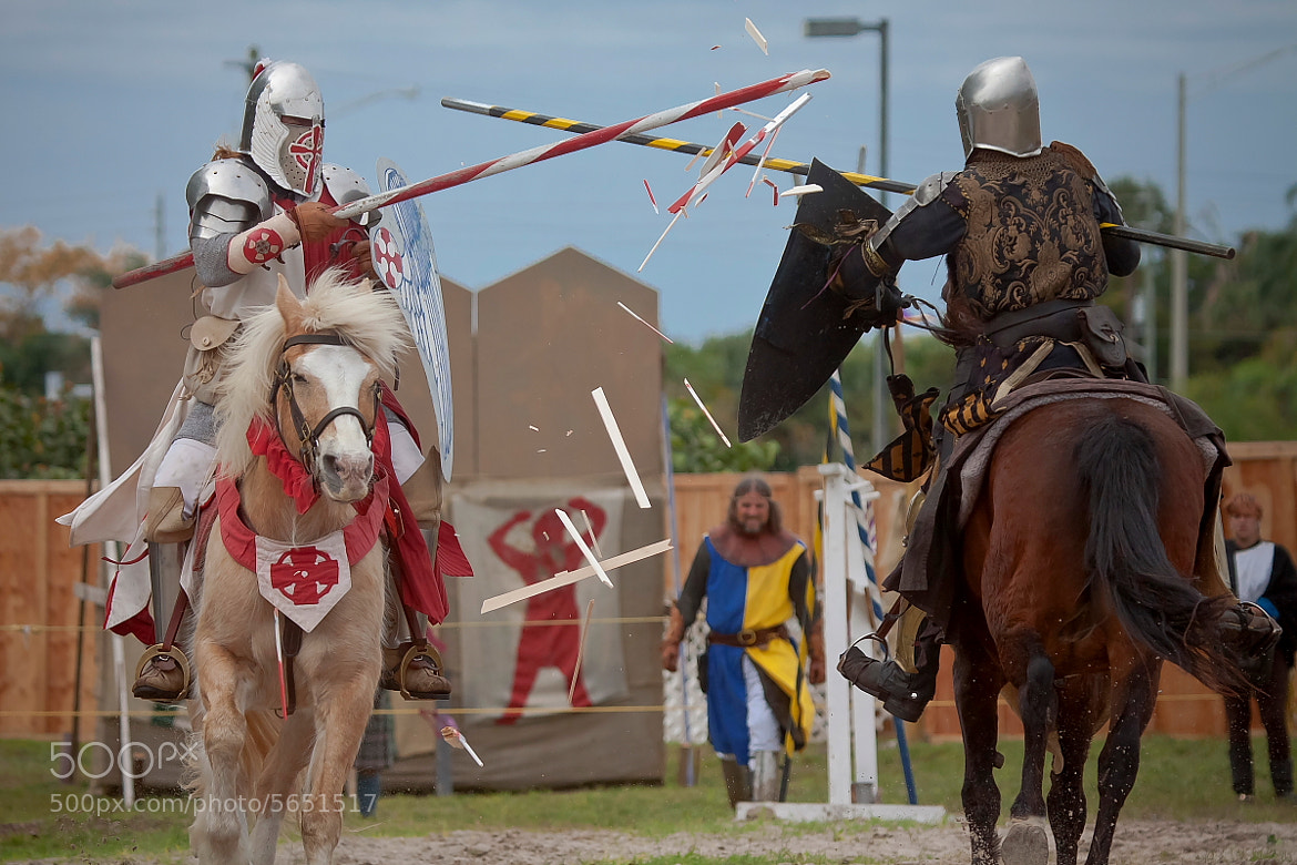 Photograph Joust by Miguel Angel Leyva on 500px