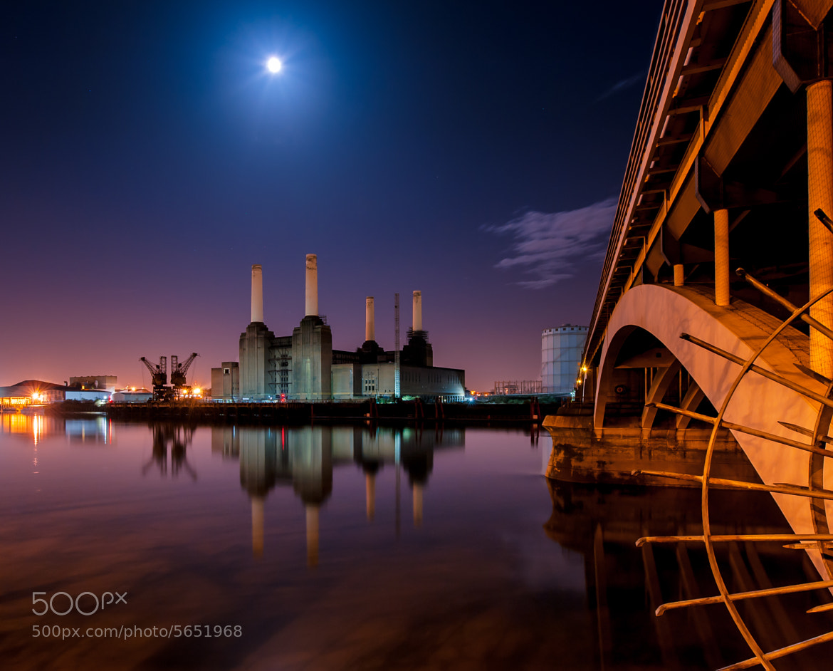 Photograph Battersea Power Station by .Vulture Labs on 500px