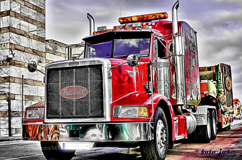 Photograph camion by jose  diez on 500px
