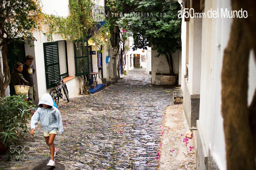 Turismo del sol truncado por la lluvia by Diego Jambrina on 500px.com