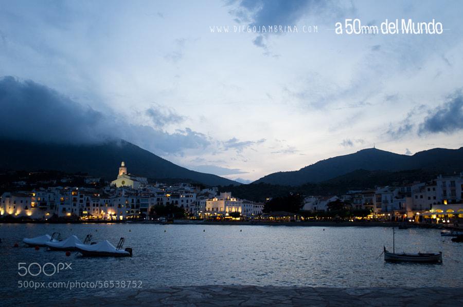 Con nocturnidad y agua by Diego Jambrina on 500px.com