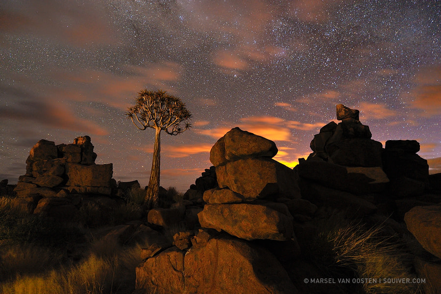 Photograph Namibian Nights IV by Marsel van Oosten on 500px