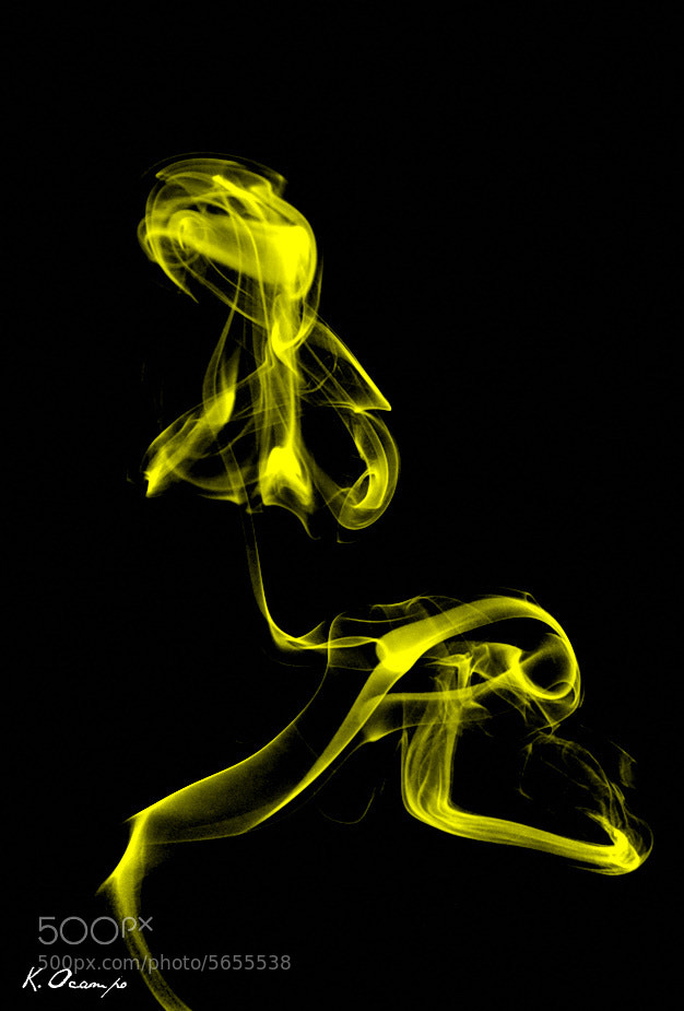 Photograph smoke by kaye * on 500px