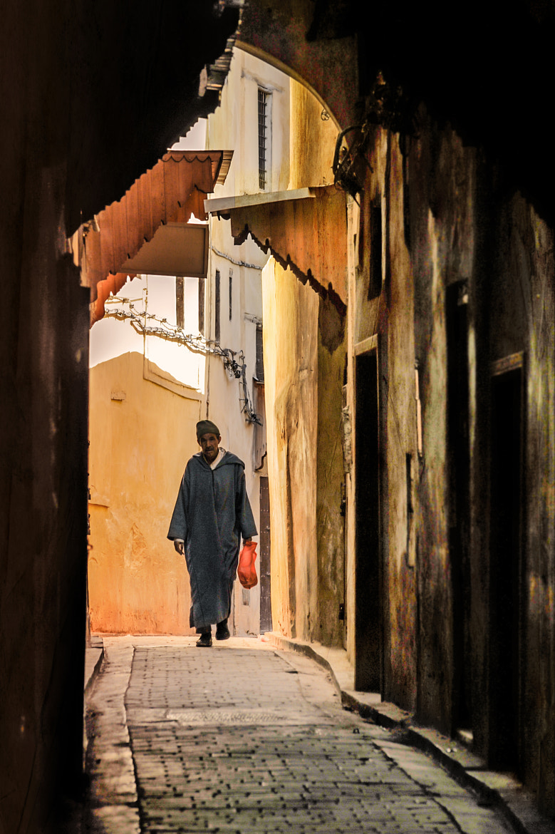 Photograph The Old Medina of Fes by John Quintero on 500px