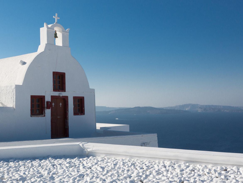 Photograph Church Oia Santorini by Frank Hazebroek on 500px