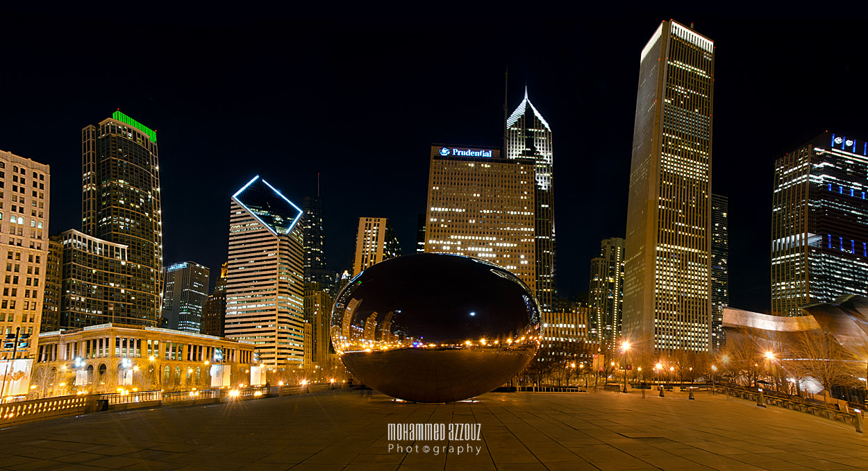 Photograph Chicago City  by Mohammed A. Azzouz on 500px