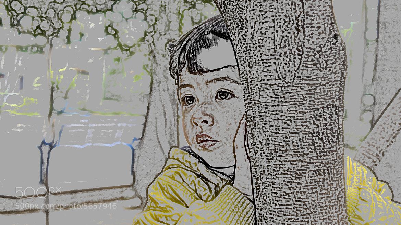 Photograph Lina by Evgeni (Евгений) Radko (Редько) on 500px
