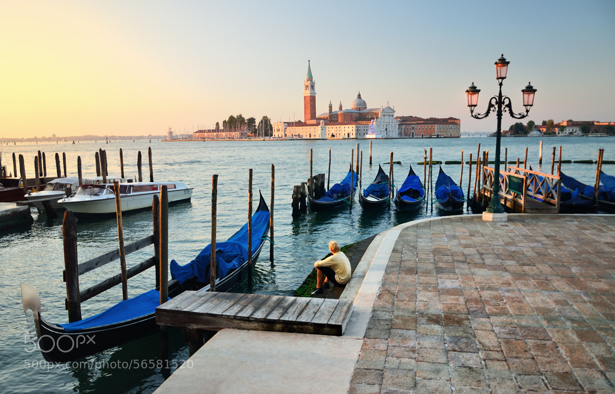 Photograph Quiet in Venice by Peter Kováč on 500px
