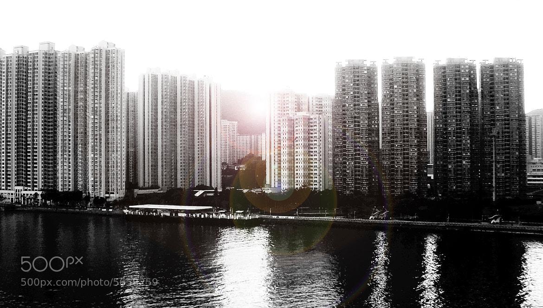 Photograph HongKong, from the bridge by Joe P. Marselo on 500px