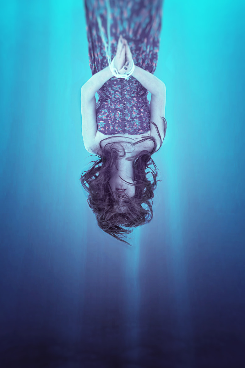 Photograph Under water by Tatiana Briday on 500px