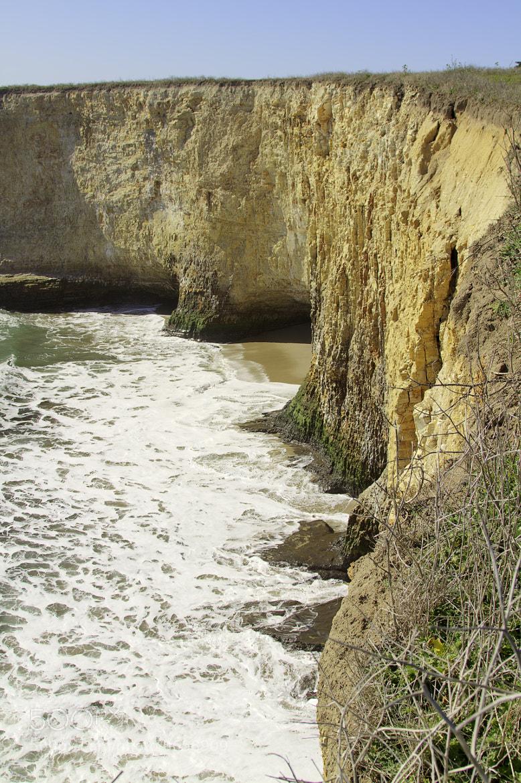 Photograph Davenport Cliffs by Mark Hughes on 500px