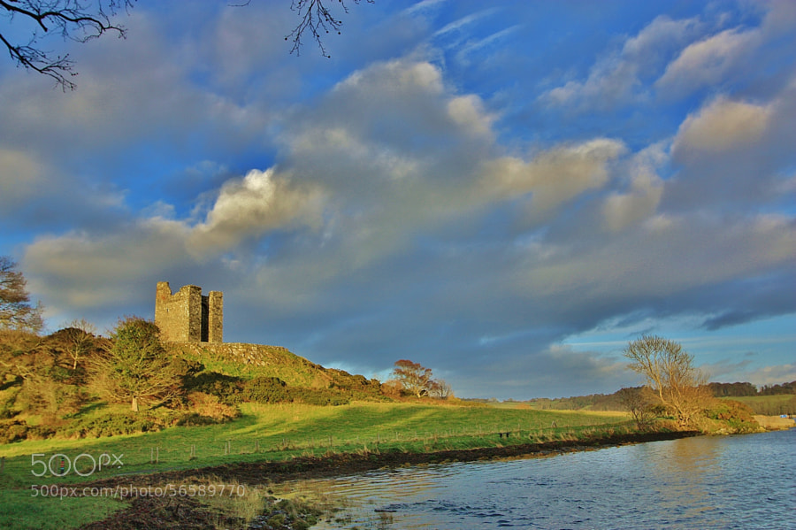 Audley's Castle by Gerry Judge on 500px