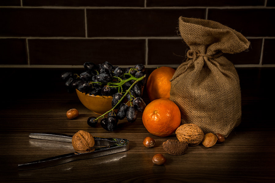 Photograph Fruits & Nuts by Youcef Bendraou on 500px